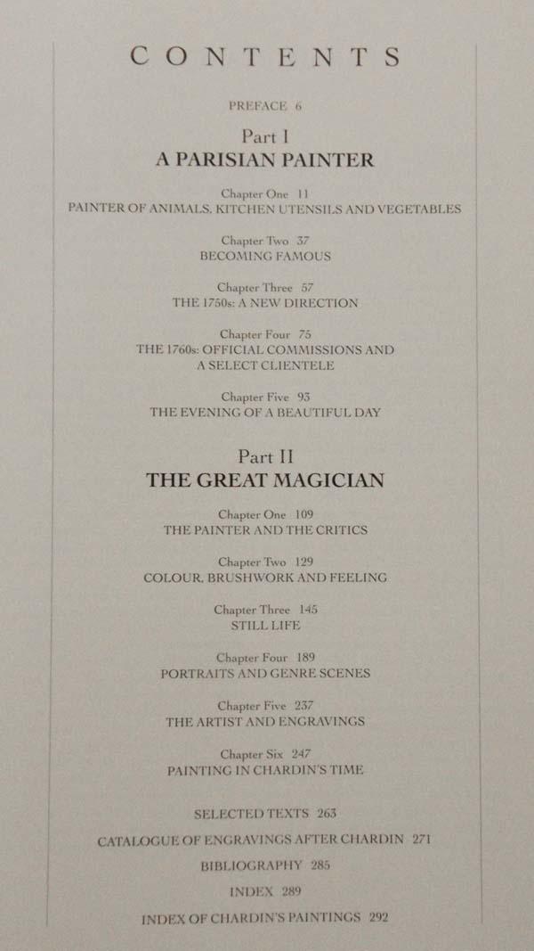Chardin*Marianne Roland Michel,Jean Baptiste Simeon Chardin,ジャン・シメオン・シャルダン画集
